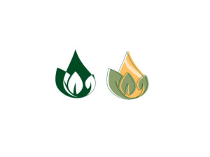 Logo Design for Essential Oils and Herbal